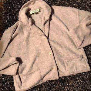 RARE Victoria's Secret Country Button Sweater